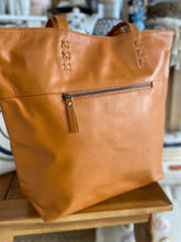 Load image into Gallery viewer, Leather Tote Bag