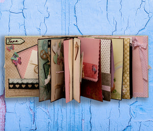 Scrapbooks are part of our Photography packages.