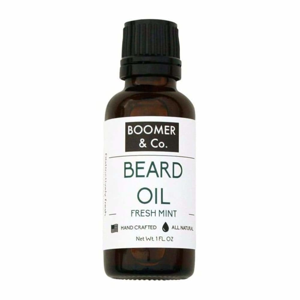Punky Fresh Mint Beard Oil