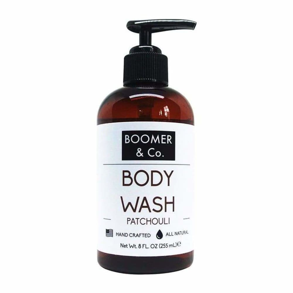 Punky Patchouli Body Wash