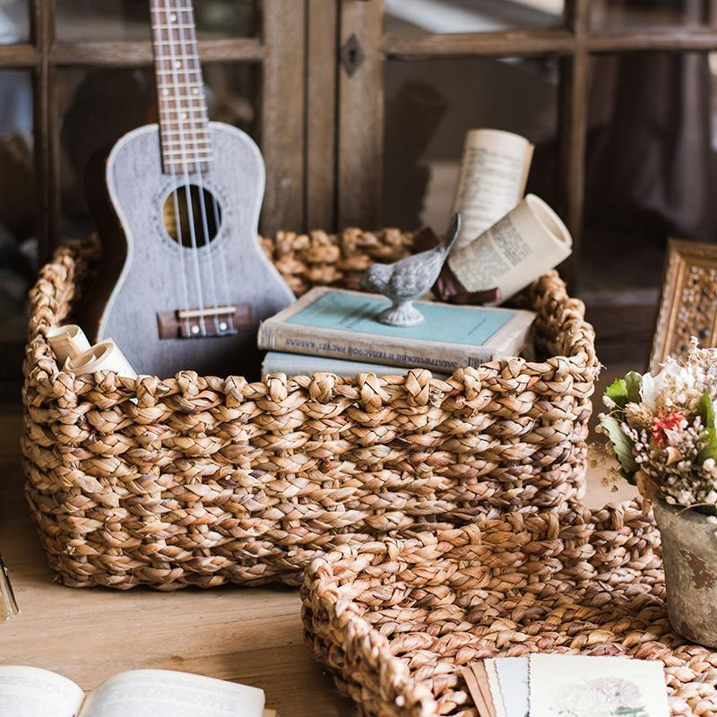 Baskets: The Latest in Household Function & Fashion