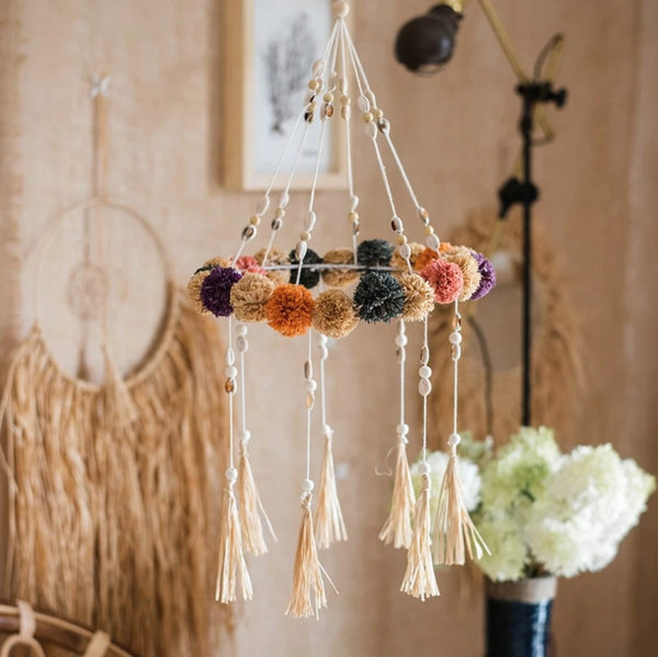 Rustic Dream Catcher Wind Chime
