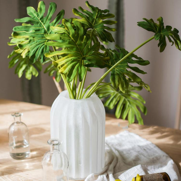 Artificial Philodendron Leaf