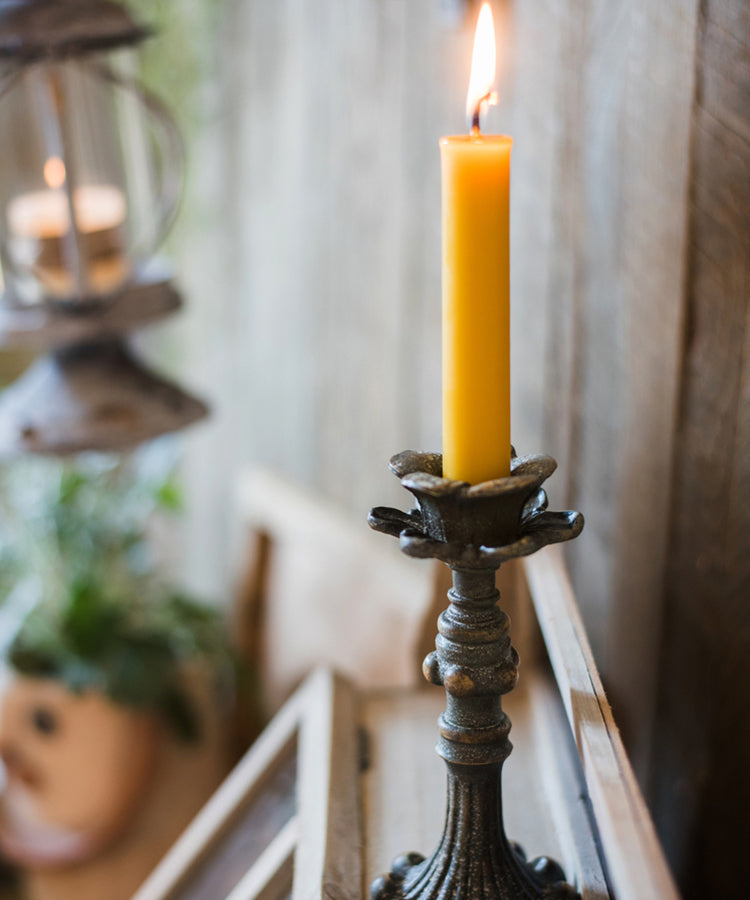 Classic French Candlestick Holder