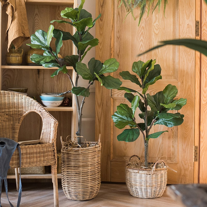 Artificial Tree Fiddle Leaf Fig Tree