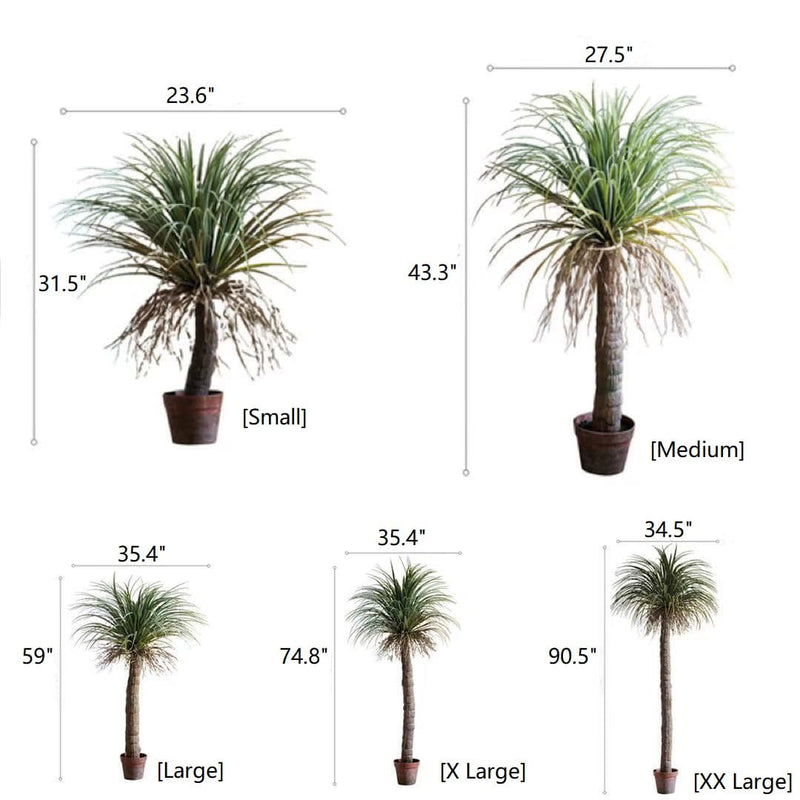 Moroccan Artificial Palm Tree