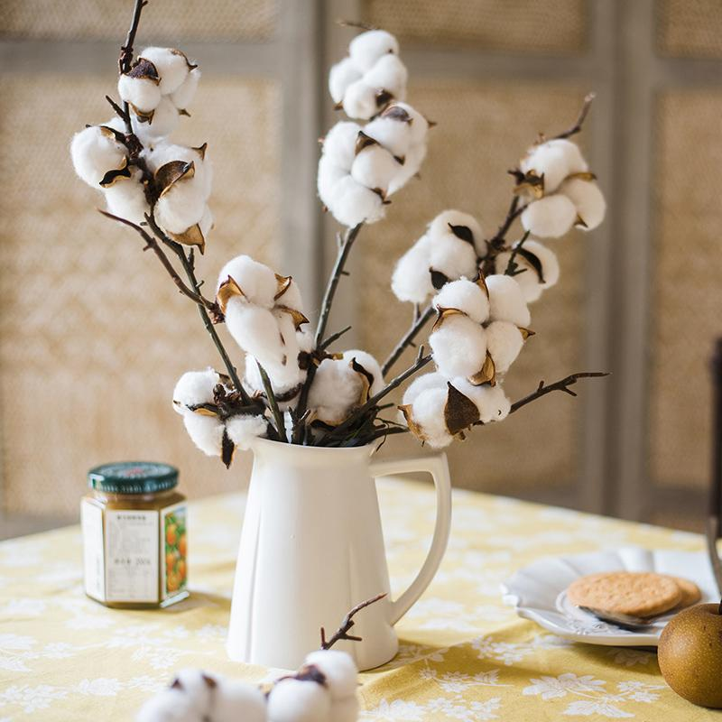 Artificial Cotton Stem RusticReach