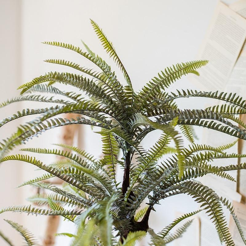 Artificial Tree Boston Fern RusticReach