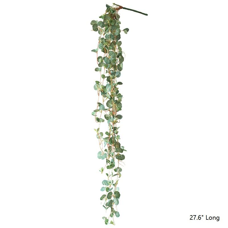 "Begonia Leaf Hanging Vine 27"" Long RusticReach"