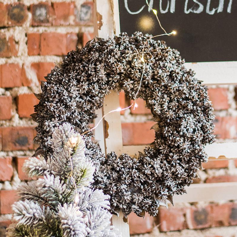 Country Small Wreath in Various Design RusticReach
