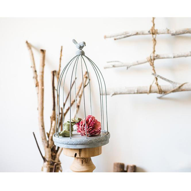 Decorative Bird Cage Iron Cage in Various Styles RusticReach