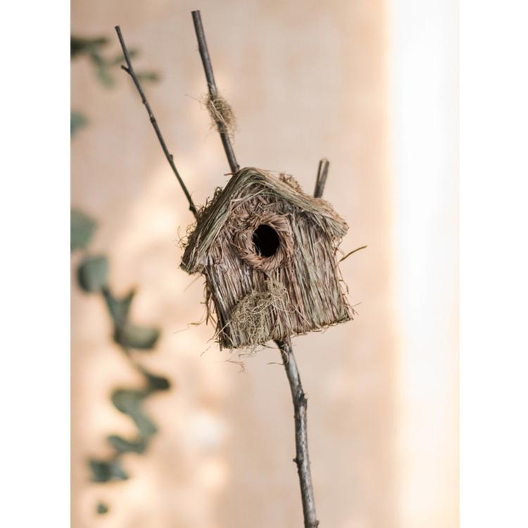 Decorative Bird House Planter Stakes Randomly Picked Set of 3 RusticReach