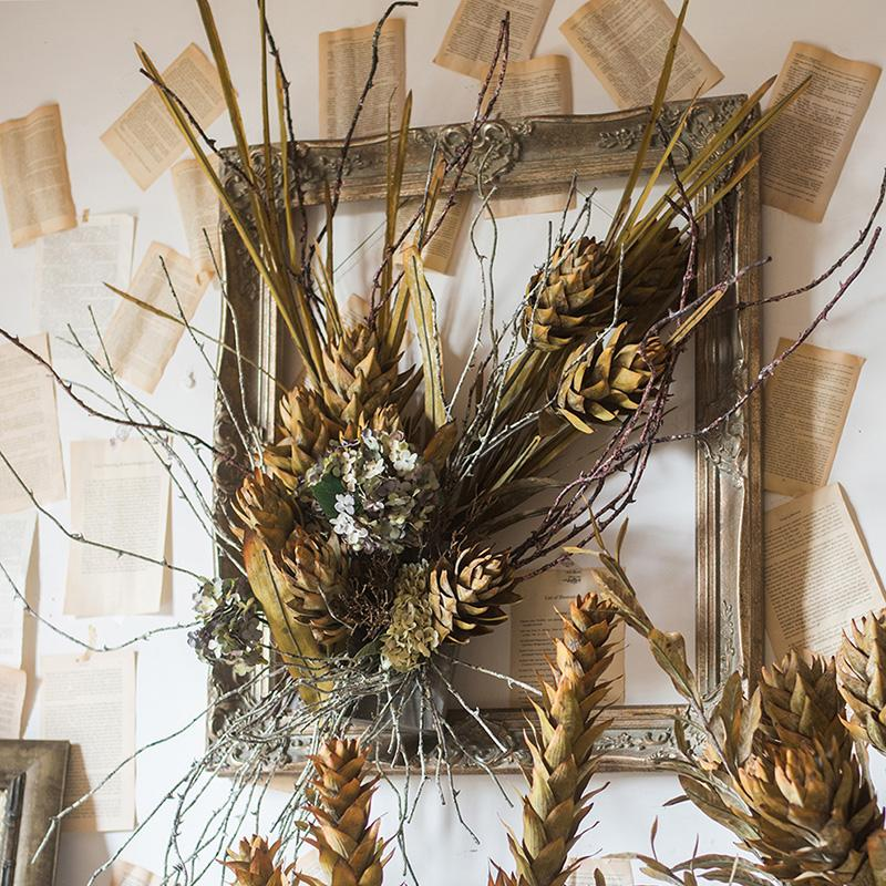 Renaissance Autumn Artificial Dried Flower and Plants RusticReach