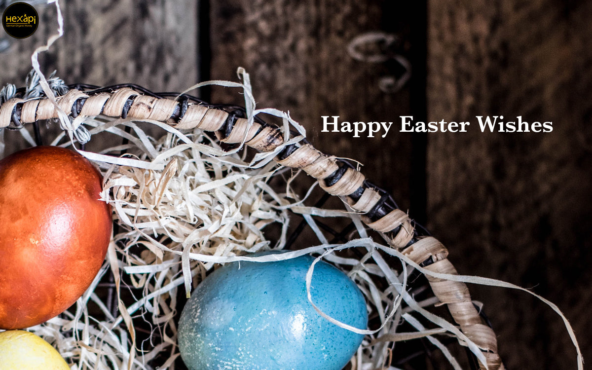 Happy Easter Wishes from Hexapi Honey