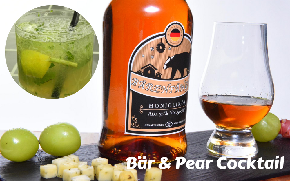 Bär & Pear Cocktail