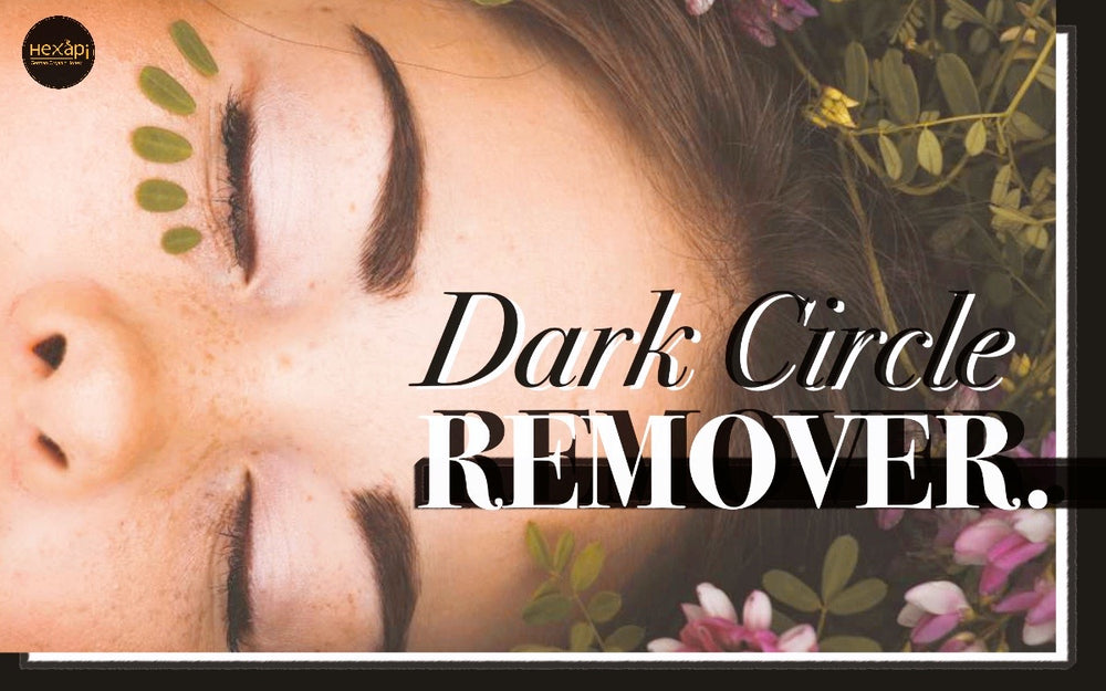 Beauty Power of Honey | Dark Circle Remover | Panda Eye Bye Bye | Hexapi Honey
