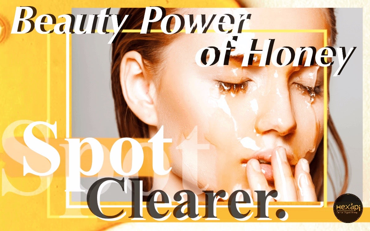 Beauty Power of Honey | Spot Cleaner