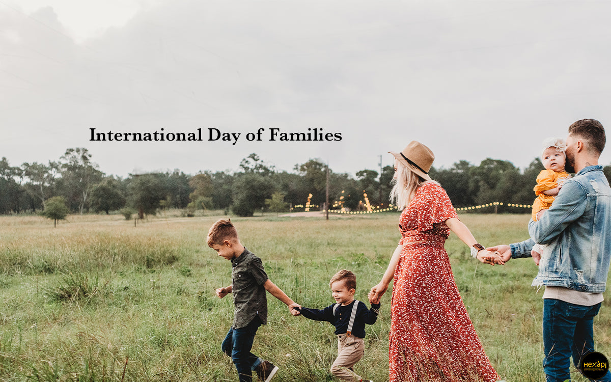 Celebrate International Day of Families with Hexapi