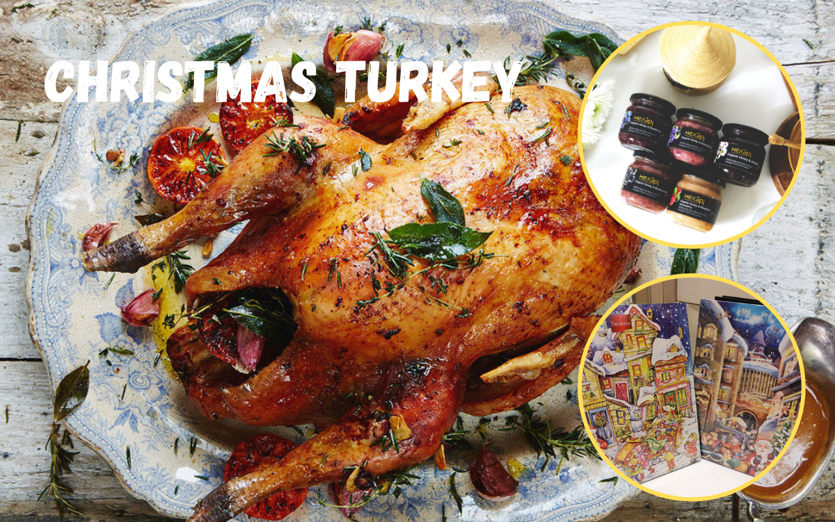 Christmas Promotion - Easy Turkey Crown