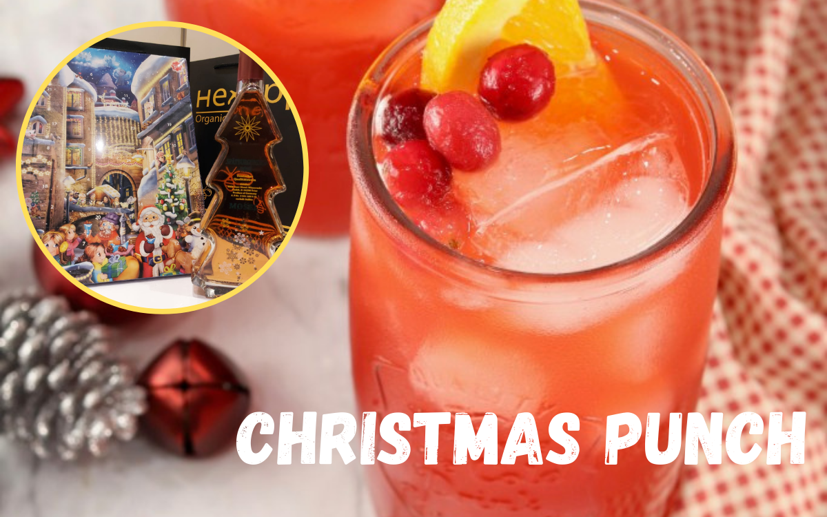 Christmas Promotion - Christmas Punch