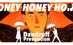 Healing Power of Honey | Dandruff Treatment | Hexapi Organic Raw Honey