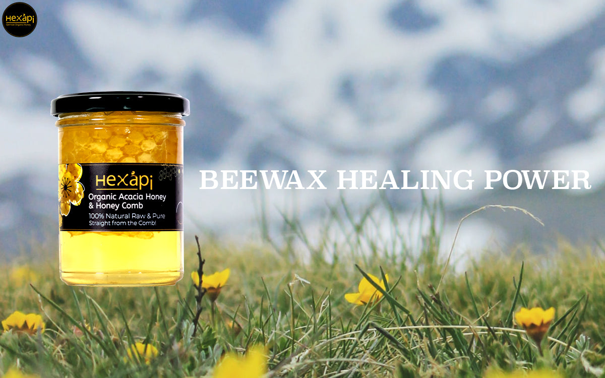 Beewax Healing Power