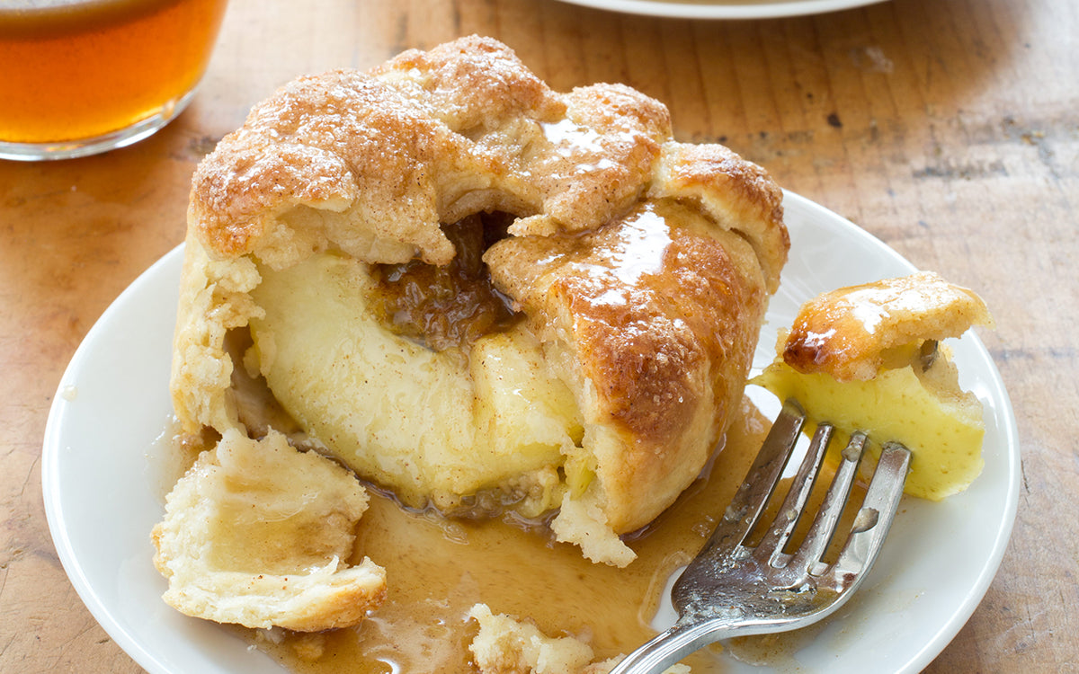 Apple Honey Dumplings