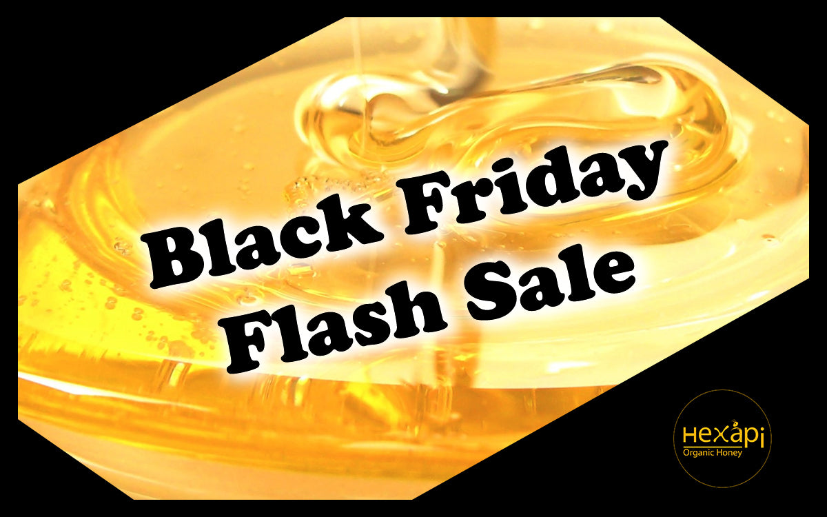 Black Friday Flash Sale: 20% off all products