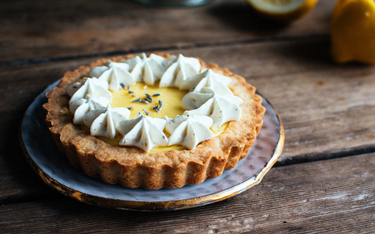 Lemon Honey Butter Tarts