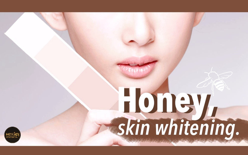 Skin Whitening|Hexapi Organic Raw Honey