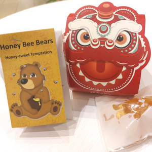 Chinese New Year Edition - Sweet Rose Honey Gift Set B