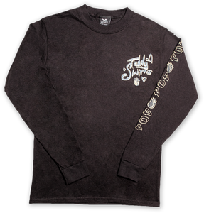404 Black Long Sleeve Shirt