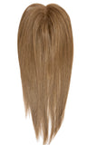 Yaffa Wigs Finest Quality Long Dirty Blond Mito Topper 100% Human Hair