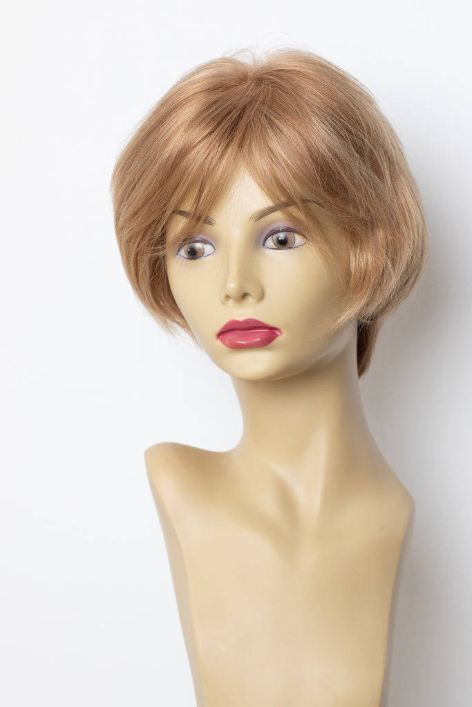 Yaffa Wigs Finest Quality Warm Blond Hair 100% Virgin Human European Hair