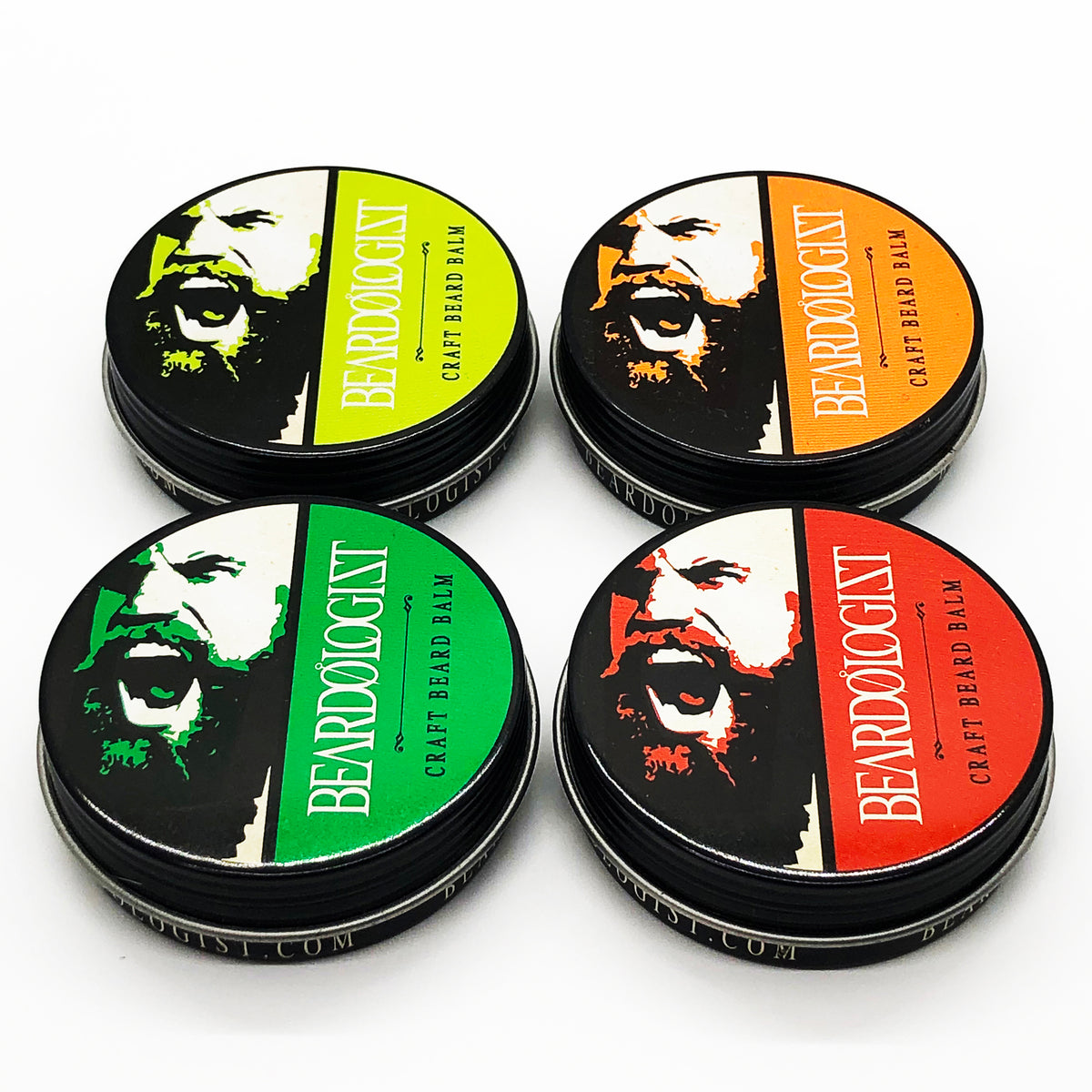 Beardologist beard balm that promotes healthier beard growth and less of that dreaded beard itch.