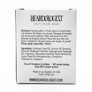 The Beardologist Old Fashioned Craft Beard Balm 4Pack - Beardologist