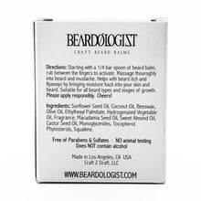 Load image into Gallery viewer, The Beardologist Signature Craft Beard Balm 4Pack - Beardologist