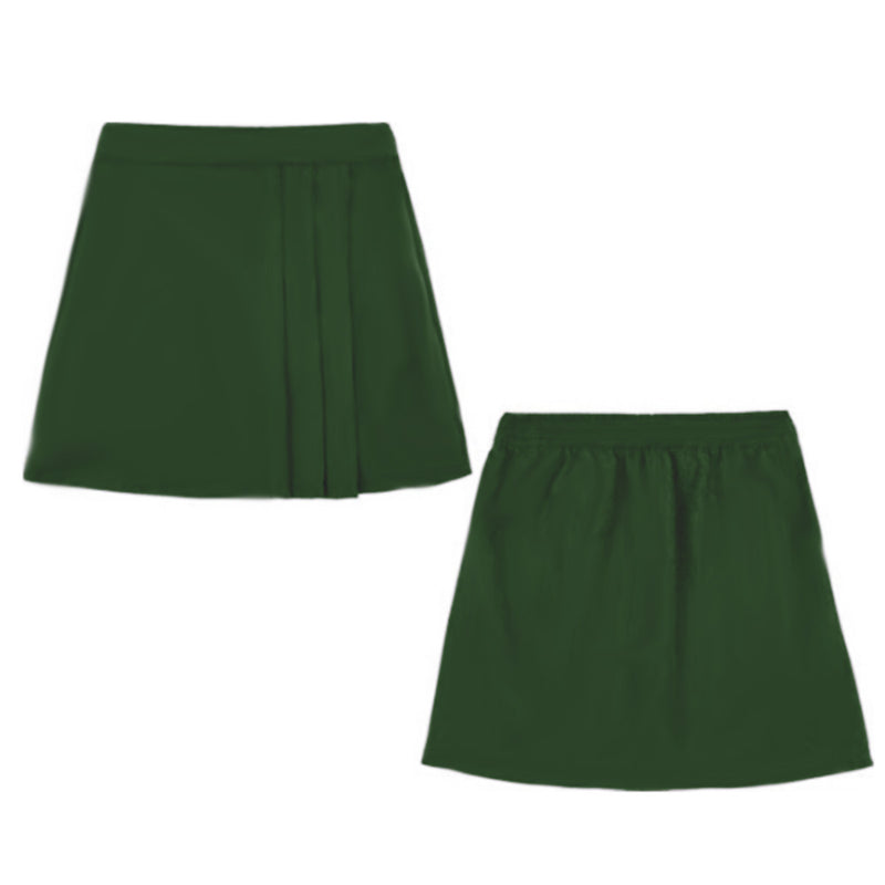 Three Pleated Skirt