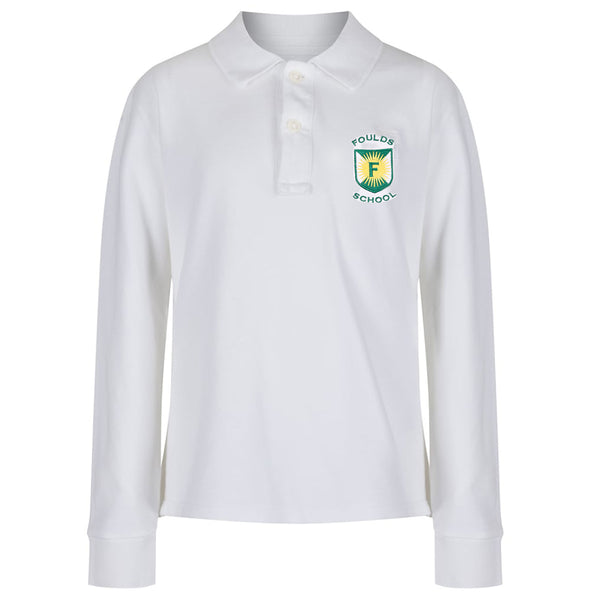 Foulds Long Sleeve Polo Shirt