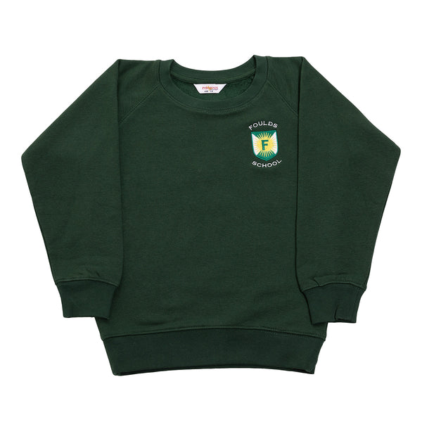 Foulds PE Crew Neck Sweatshirt