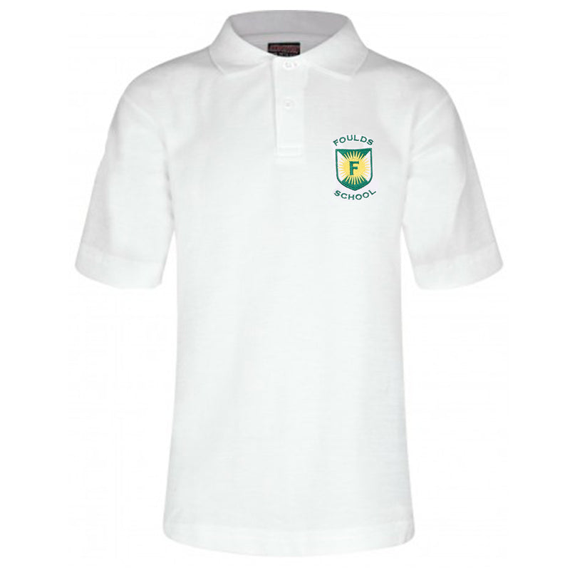 Foulds Short Sleeve Polo Shirt