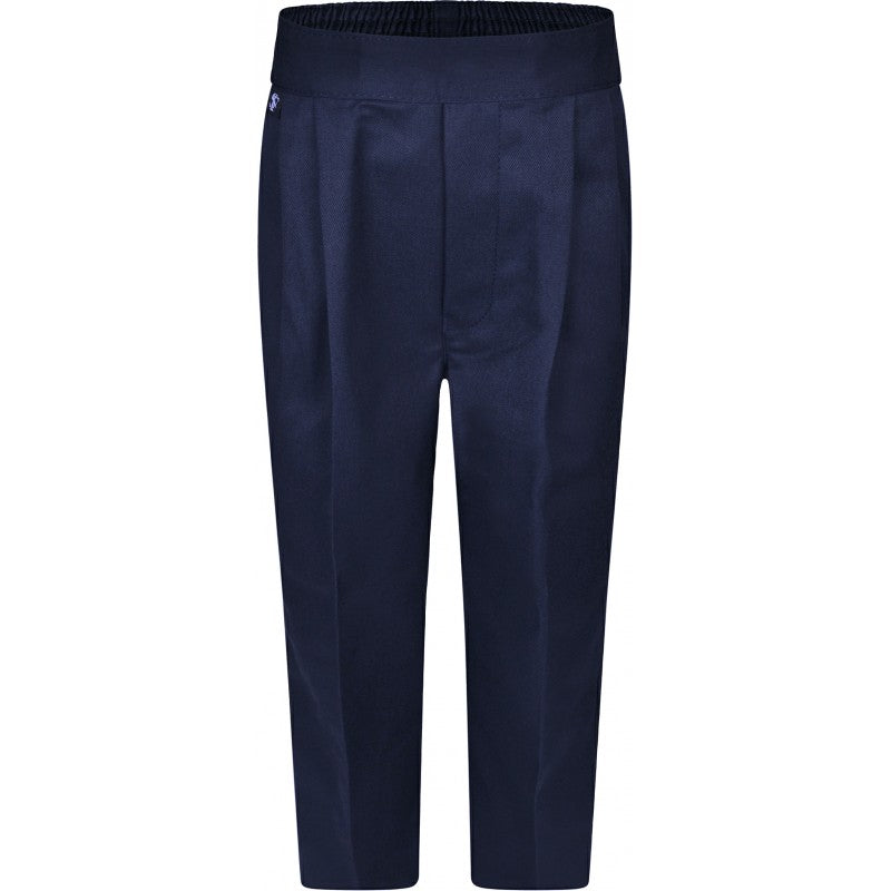 Boys' Infant Pull-On Wide Fit Trousers