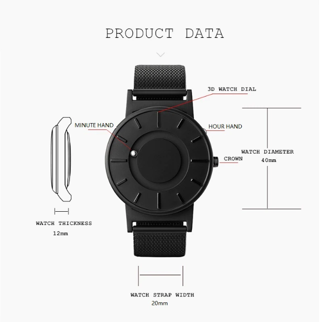 Notion Minimalist Watch