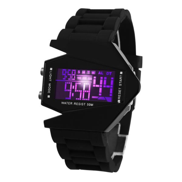 Fighter Futuristic Watch
