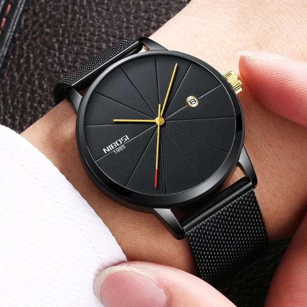 Loop Minimalist Watch