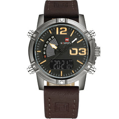 Rugueux Military Watch