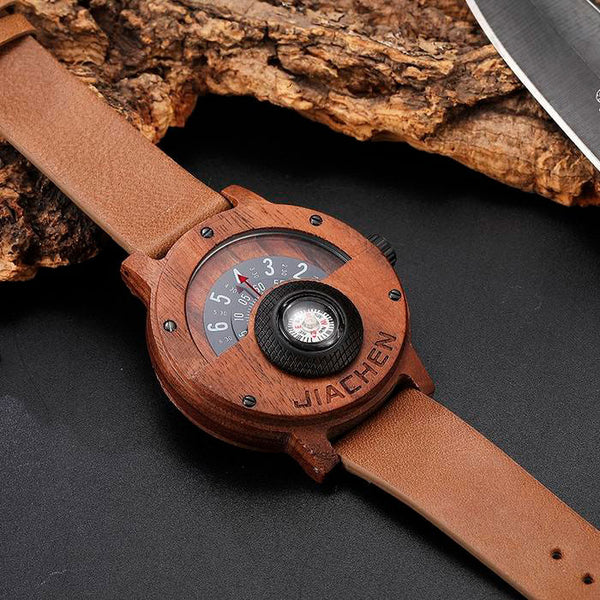 Genesis Wooden Watch