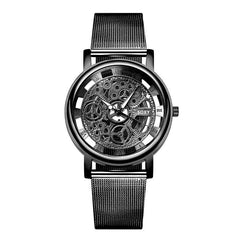 Dusk Skeleton Watch