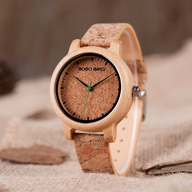 Nomad Bamboo Watch