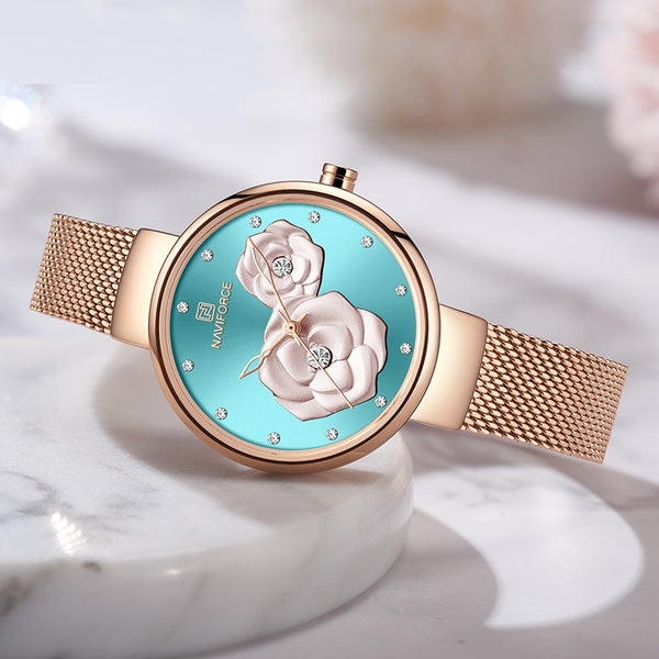 Bloom Creative 3D Watch